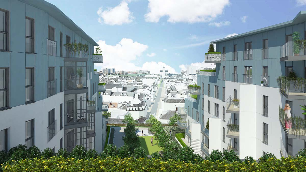 HOTEL DE FRANCE GETS UNANIMOUS APPROVAL   Axis Mason