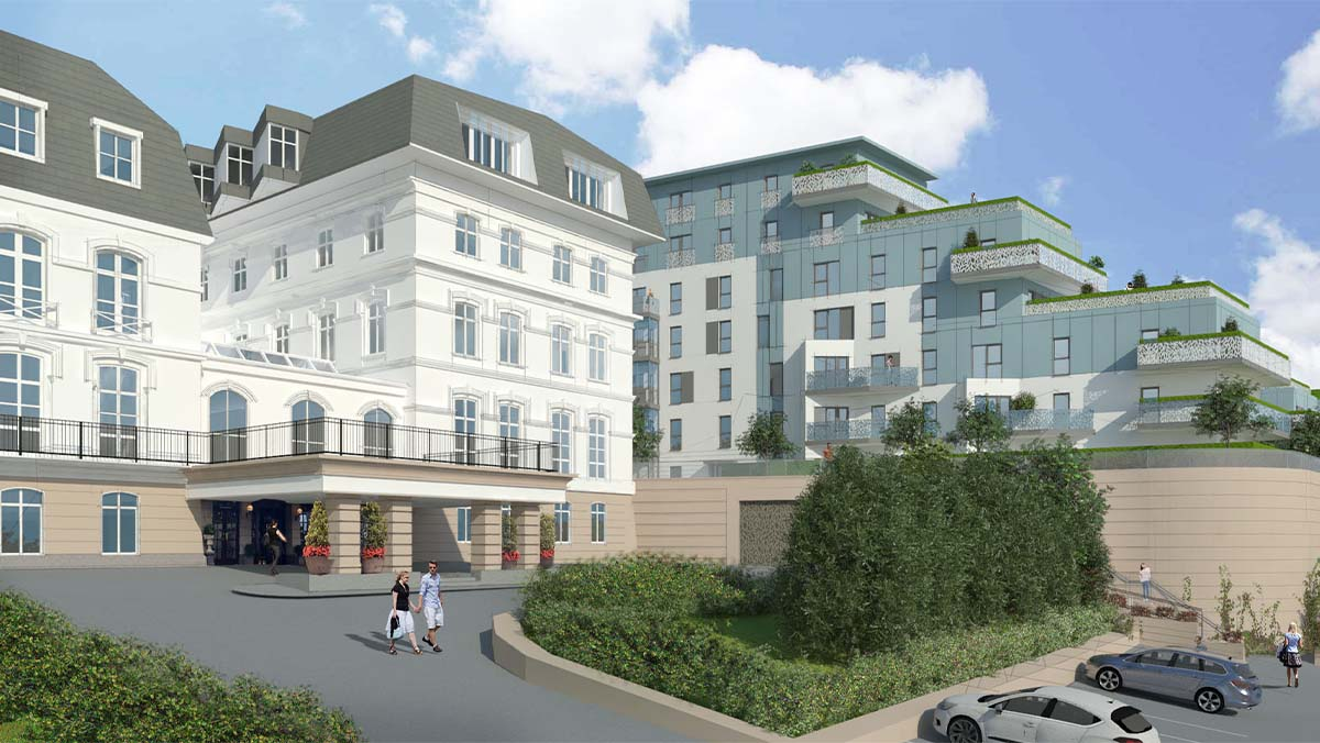 HOTEL DE FRANCE GETS UNANIMOUS APPROVAL | Axis Mason
