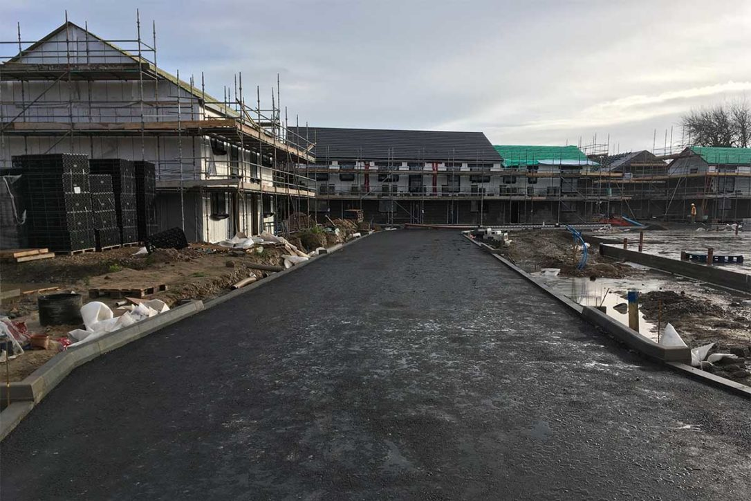 Samares construction