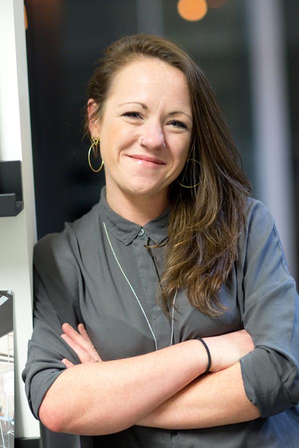 Kirsten McGregor