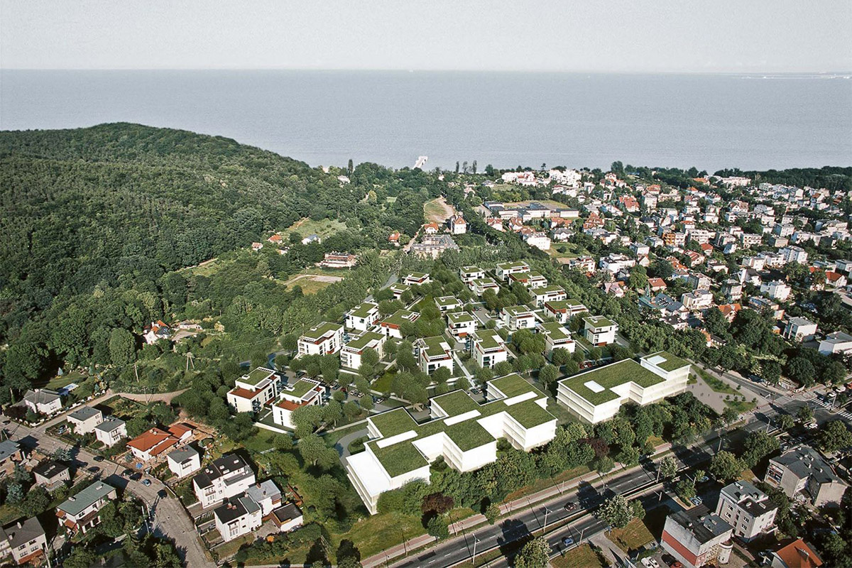 NOWE ORŁOWO | Gdynia, Poland | Axis Mason