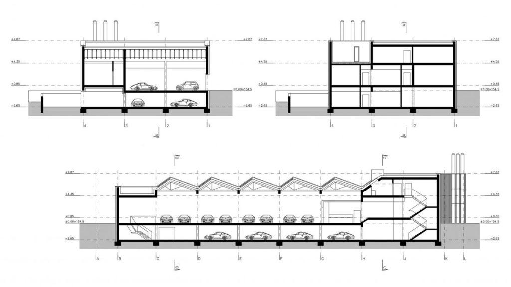 POMERANIA MOTOR MUSEUM |  Kielno, Poland | Axis Mason