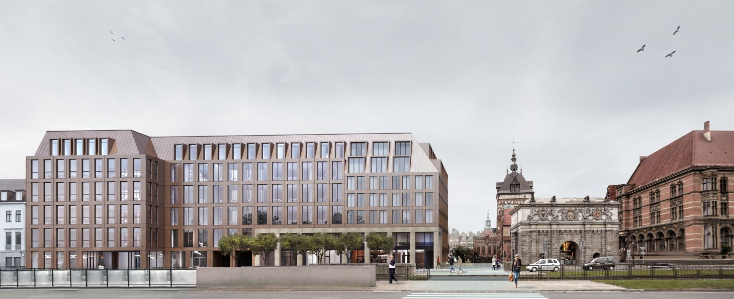 DANZIGERHOF | Gdańsk | Axis Mason