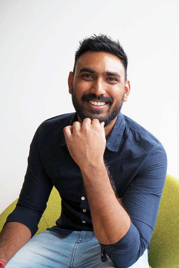 Vibhushan Moodley