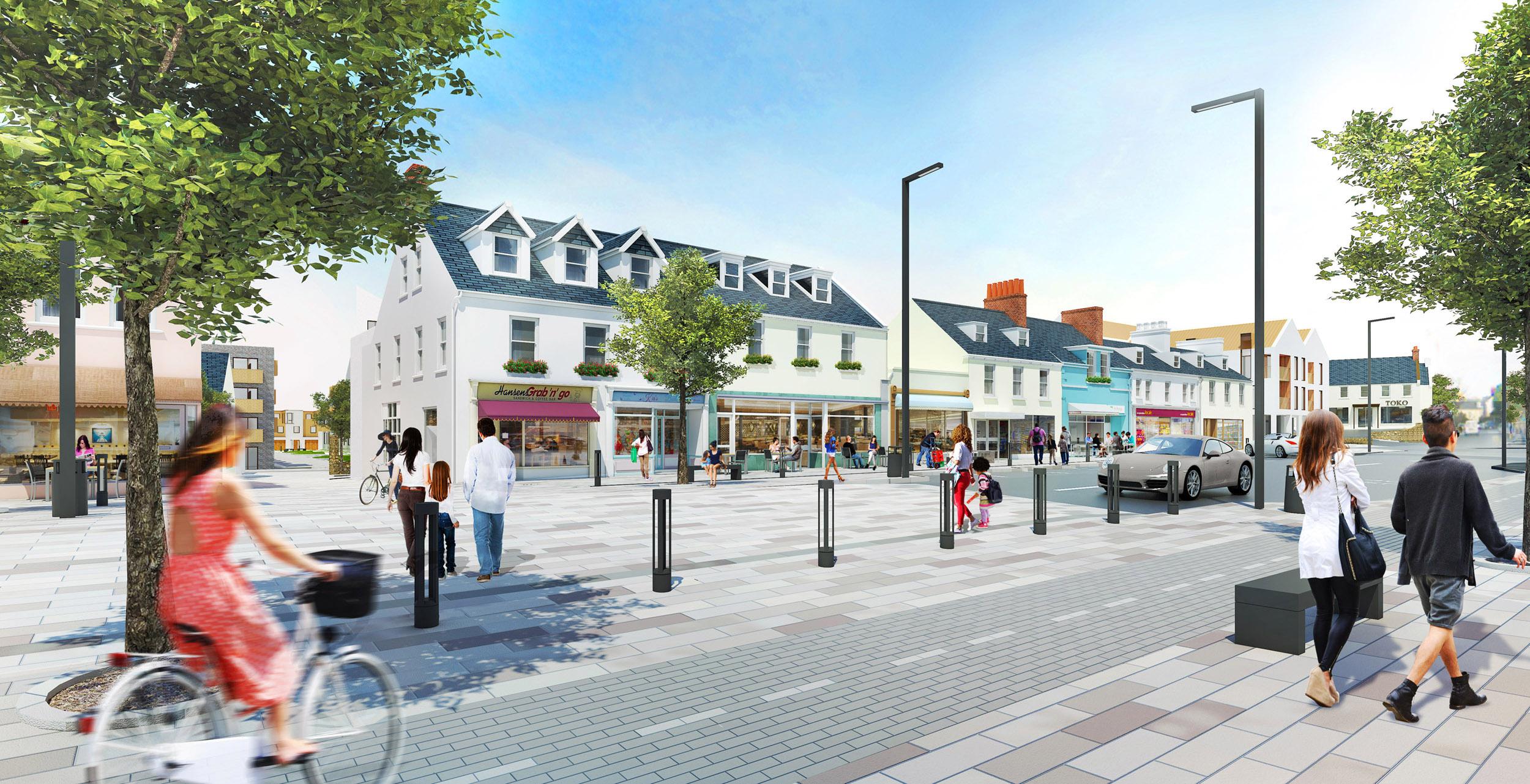 LEALES YARD | St. Sampson, Guernsey | Axis Mason