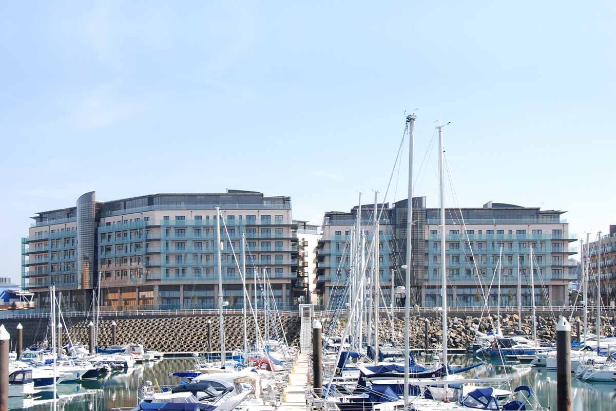 CASTLE QUAY | St. Helier, Jersey | Axis Mason