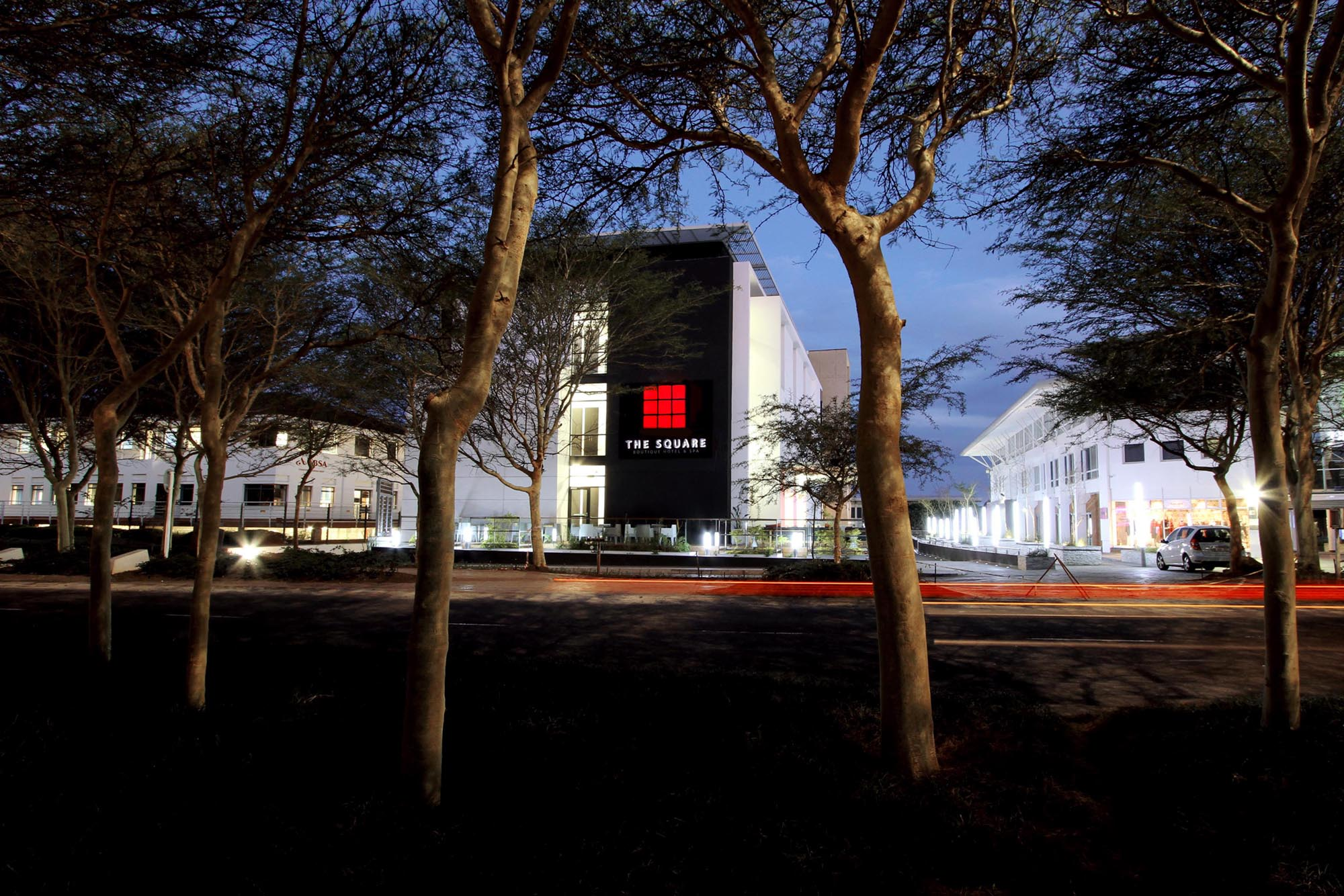 THE SQUARE BOUTIQUE HOTEL | Durban, South Africa | Axis Mason