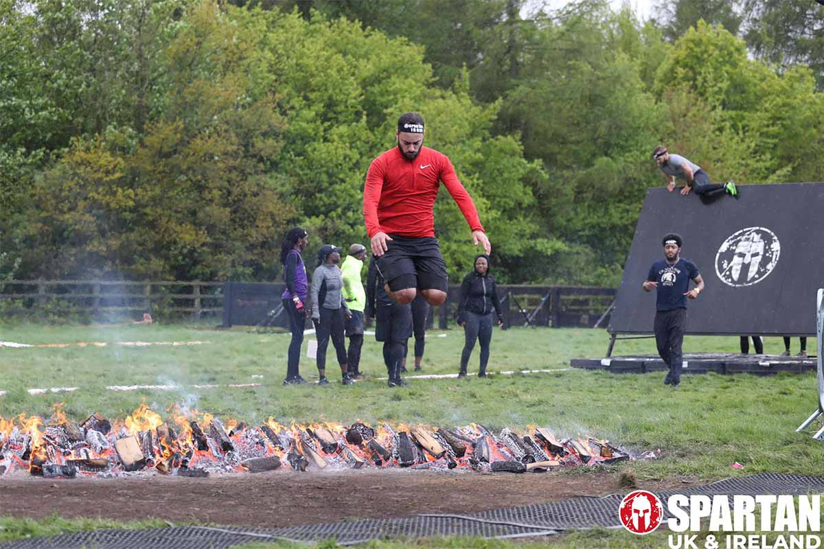 SPARTAN SUPER RACE KINGS | Axis Mason