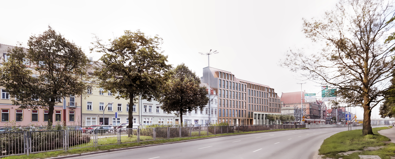 DANZIGERHOF | Gdańsk, Poland  | Axis Mason
