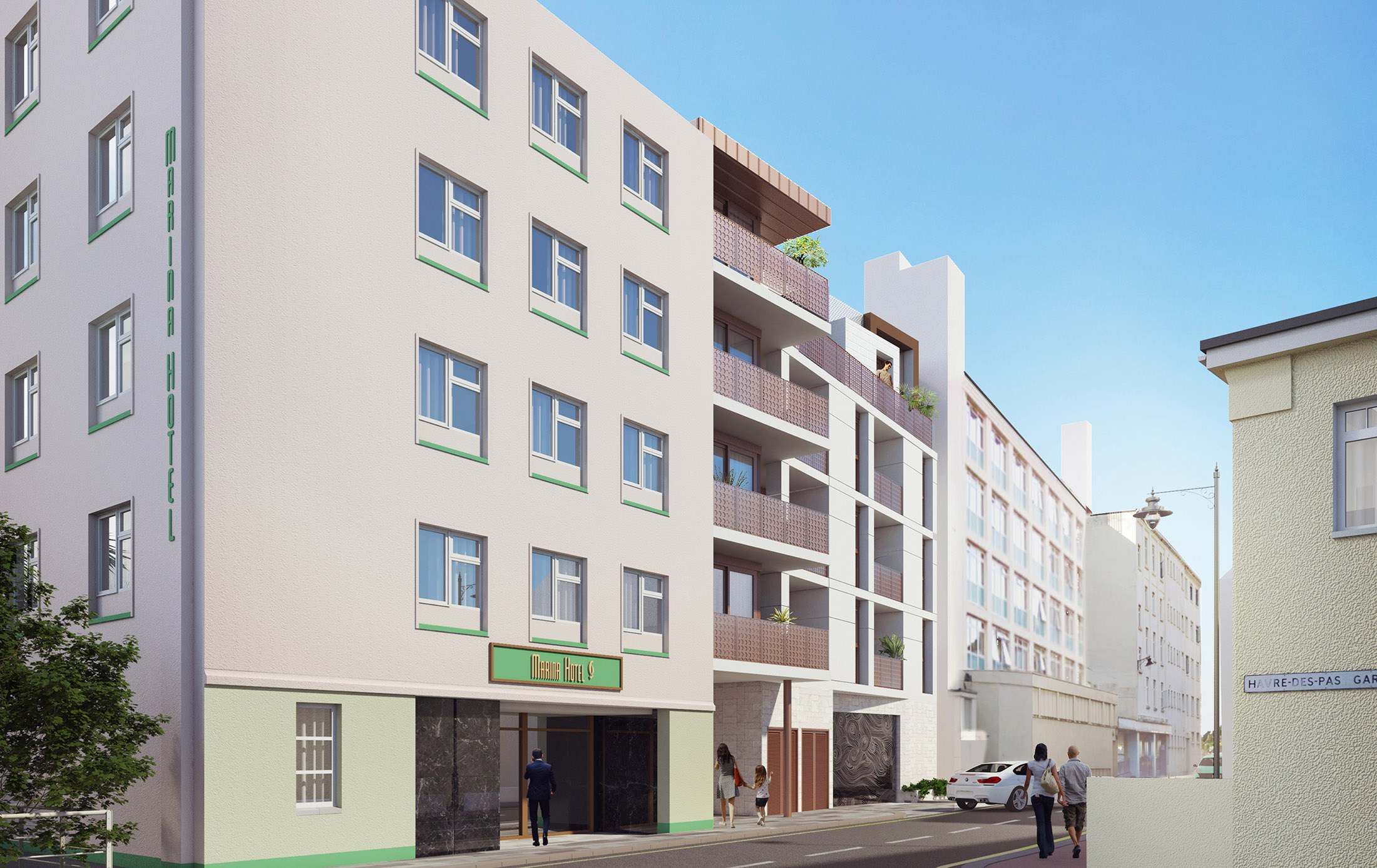 PLANNING APPROVAL FOR HAVRE DES PAS | Axis Mason