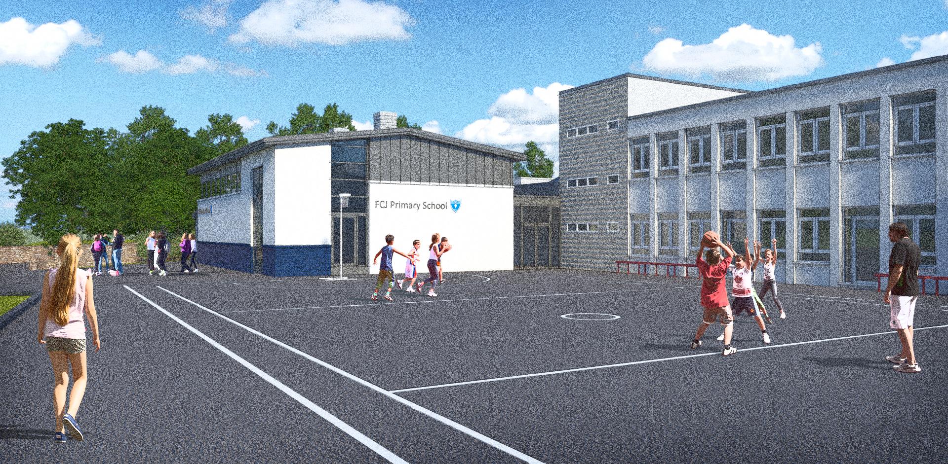 FCJ PRIMARY SCHOOL | St. Saviour, Jersey | Axis Mason