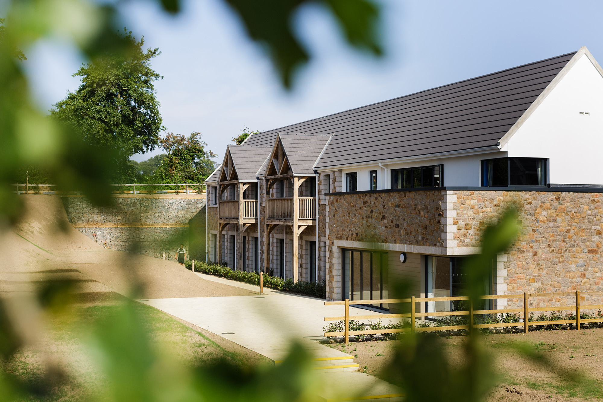 LES CHARRIERES | St. Peter, Jersey | Axis Mason