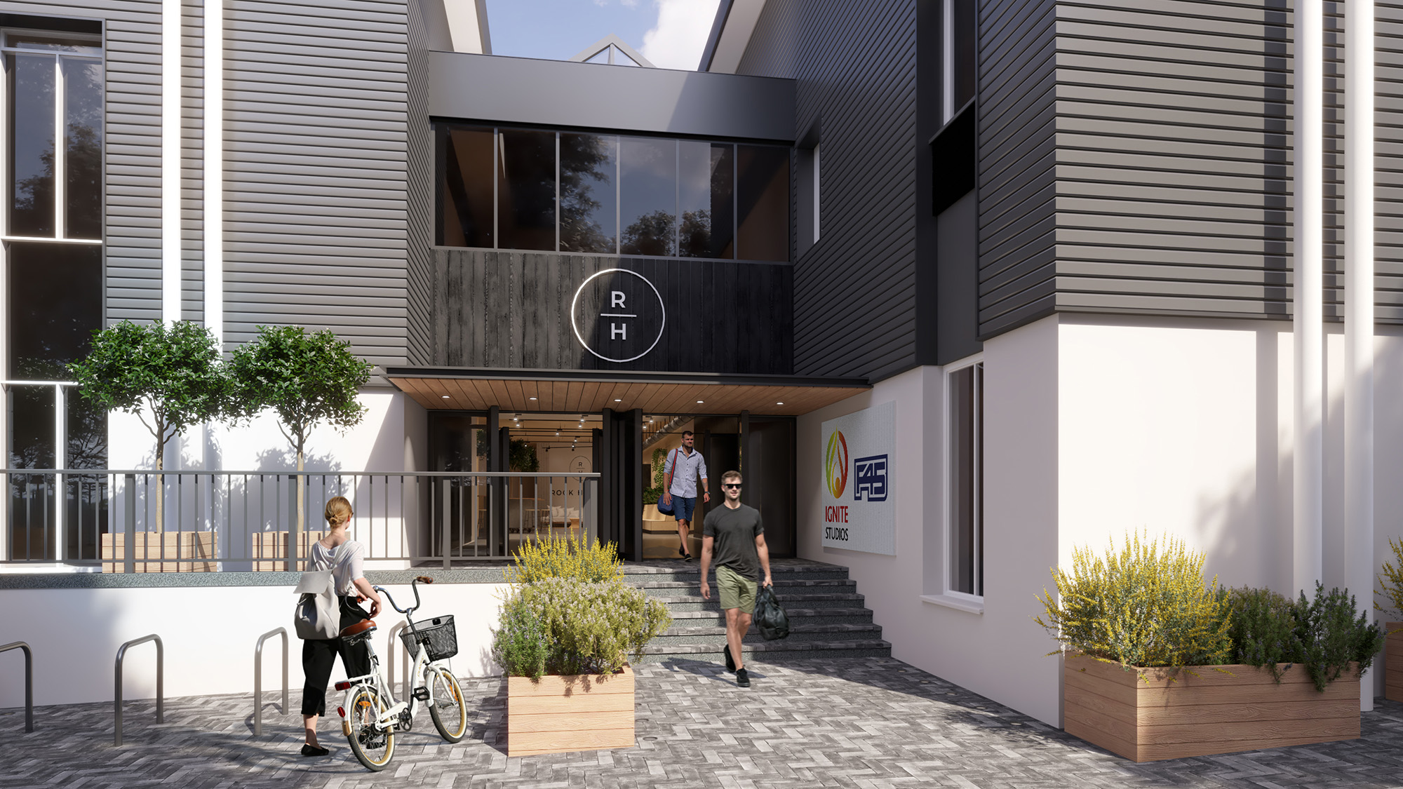 PLANNING APPROVAL FOR PREMIER FITNESS CENTRE | Axis Mason