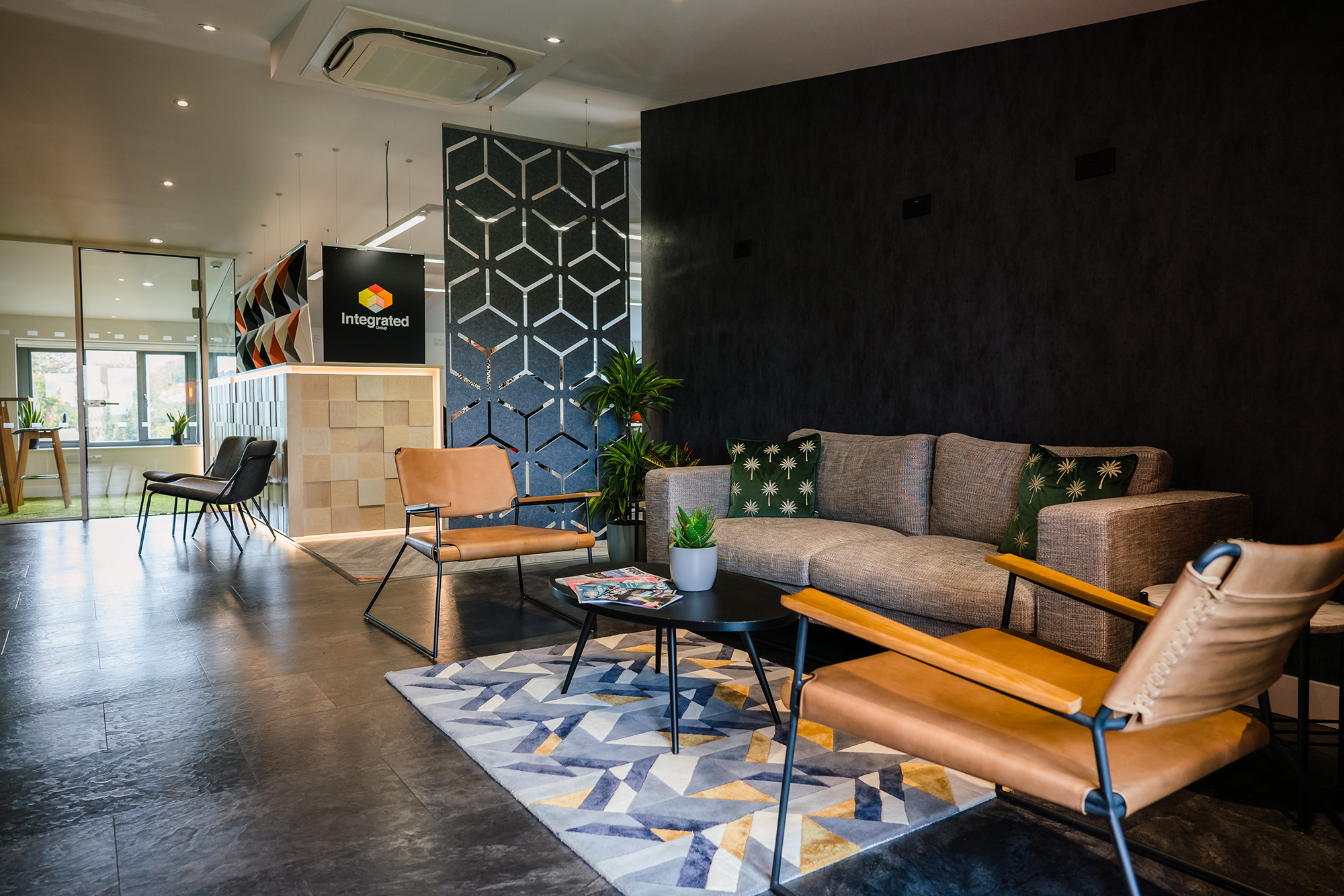 IOP HAVE MOVED IN TO THEIR NEW OFFICE | Axis Mason